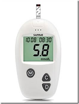 血糖仪检测电路原理