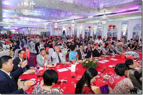 香港出版印刷唱片同业协会举办庆祝中华人民共和国成立70周年联欢晚会(图4)