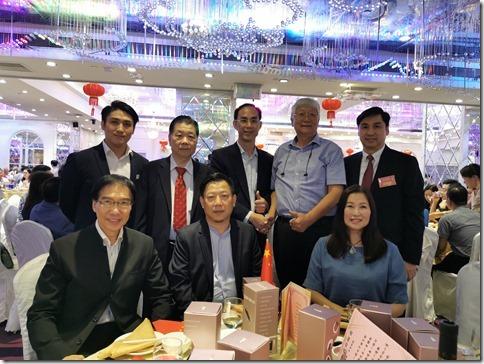 香港出版印刷唱片同业协会举办庆祝中华人民共和国成立70周年联欢晚会(图3)