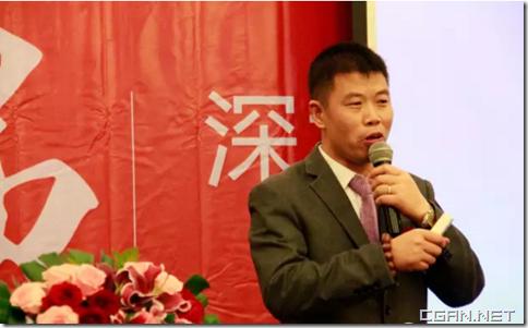 并告知大家加入粤职协深圳分会不仅是学习的平台