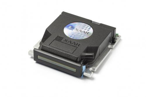 赛尔庆祝XAAR 128喷墨打印头问世20周年(图1)