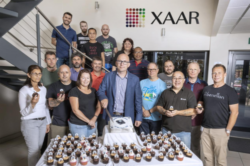 赛尔庆祝XAAR 128喷墨打印头问世20周年(图2)