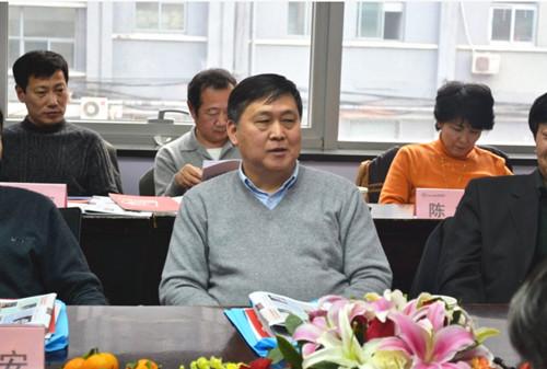 中国印刷及设备器材工业协会分会秘书长袁建湘