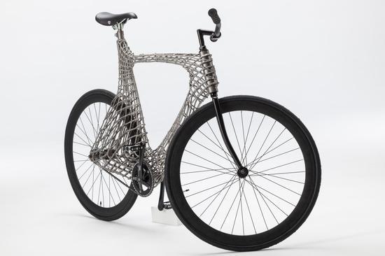 三维印刷自行车