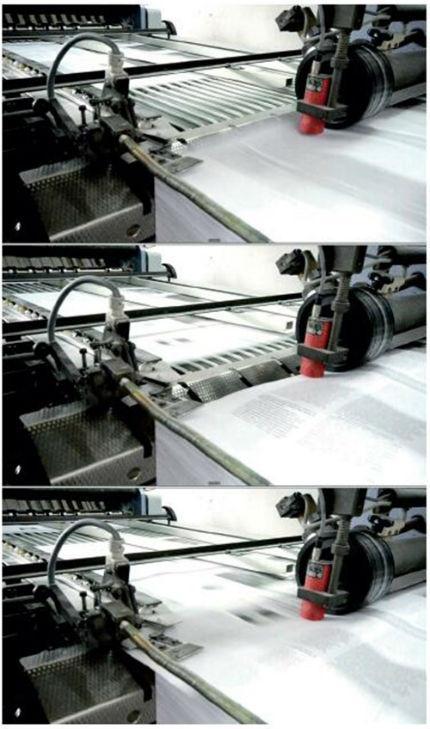 57新技术、新设备的引入,可以使印刷行业既节约能耗,又有效降低VOCs的排放量,甚至可以实现零排放。